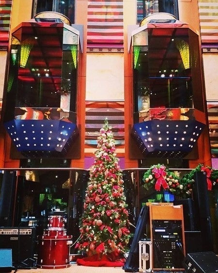 Funtastic Christmas Cruises Celebrate The Holidays Carnival Cruise Line