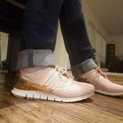 cole haan zerogrand quilted sneaker