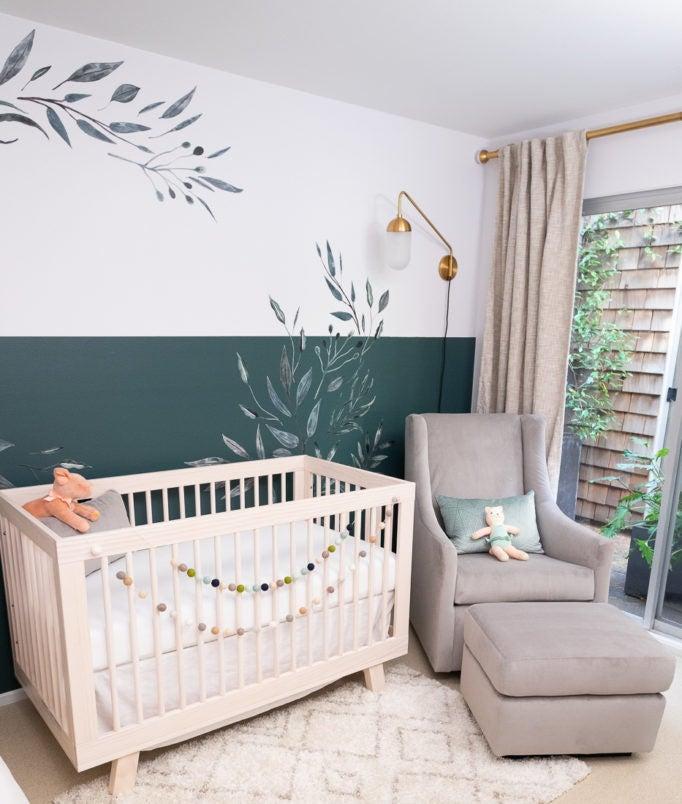 gender neutral nursery wall decals