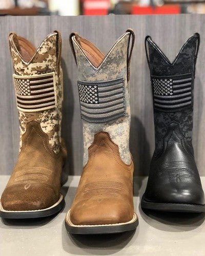 WorkHog Patriot Steel Toe Work Boot | Ariat