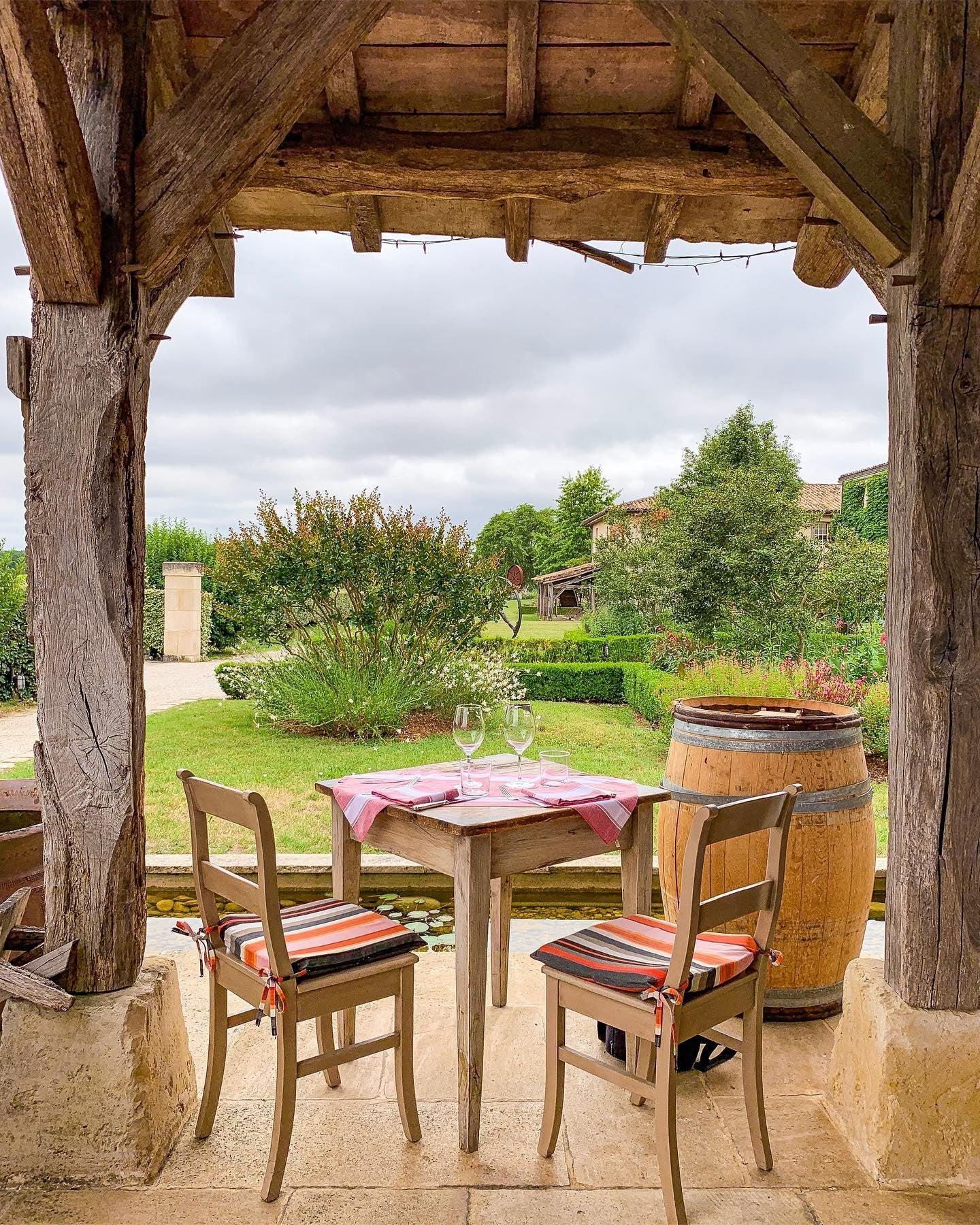 La table du lavoir martillac un restaurant du guide - La table du lavoir martillac ...