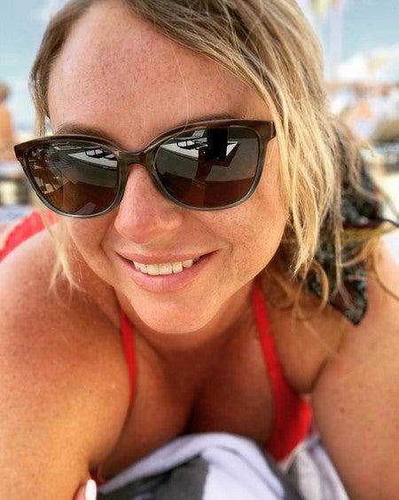 Maui Jim Capri Cat-Eye Sunglasses