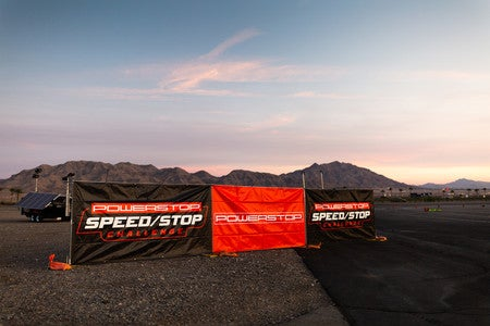 Power Stop TDBK7793 Front Track Day Brake Kit