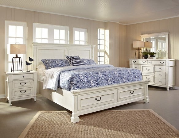 Stoney Creek Storage Bed By Thomas Cole Hom Furniture