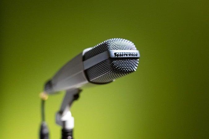 vintage sennheiser mikrofone