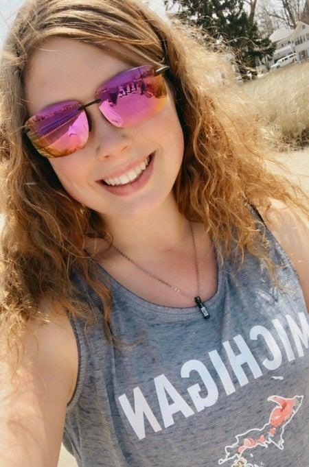 Maui Jim Hema Rimless Sunglasses