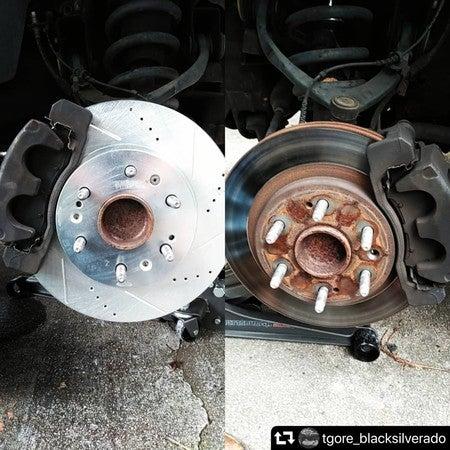 Power Stop K7080 Front Z23 Evolution/Sport Brake Upgrade Kit /